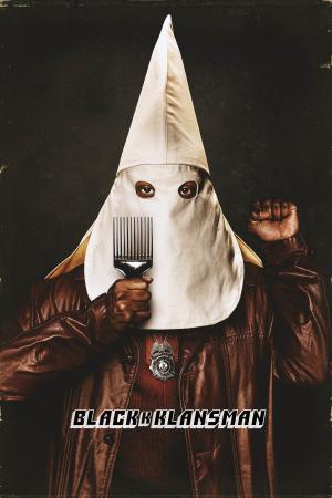 Poster for BlacKkKlansman