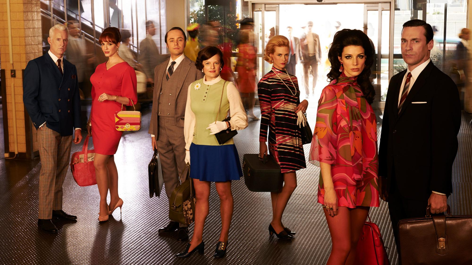 Backdrop Image for Mad Men