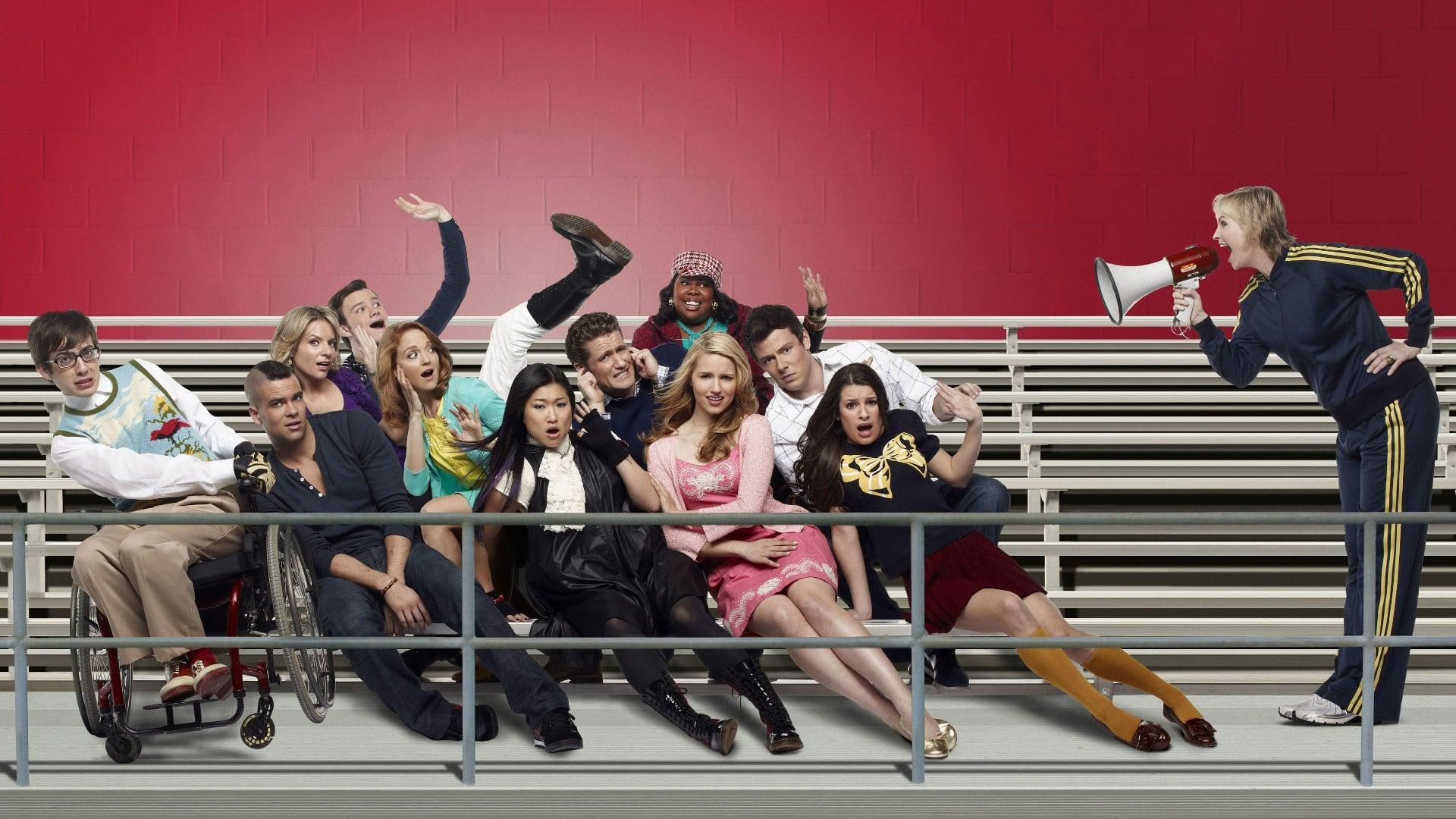 Backdrop Image for Glee