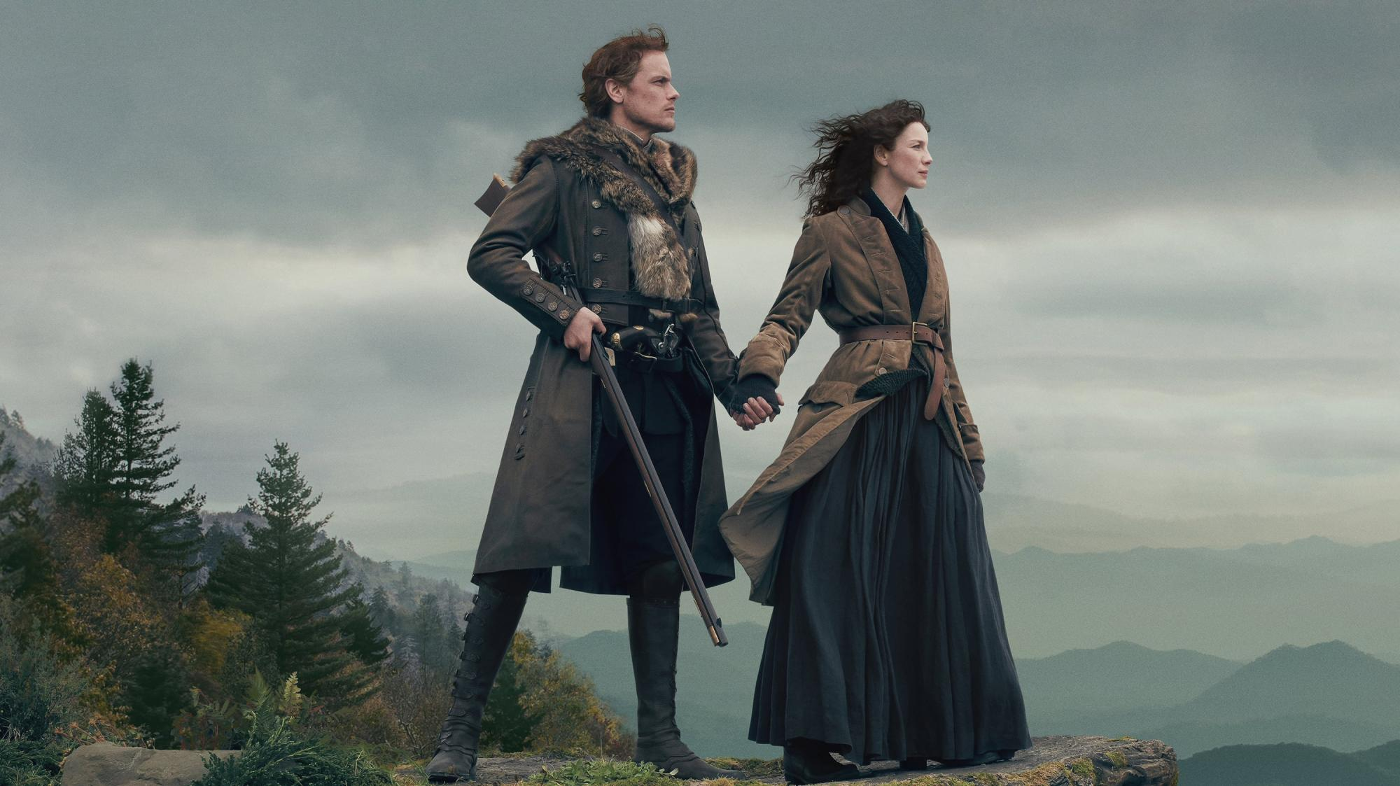 Backdrop Image for Outlander