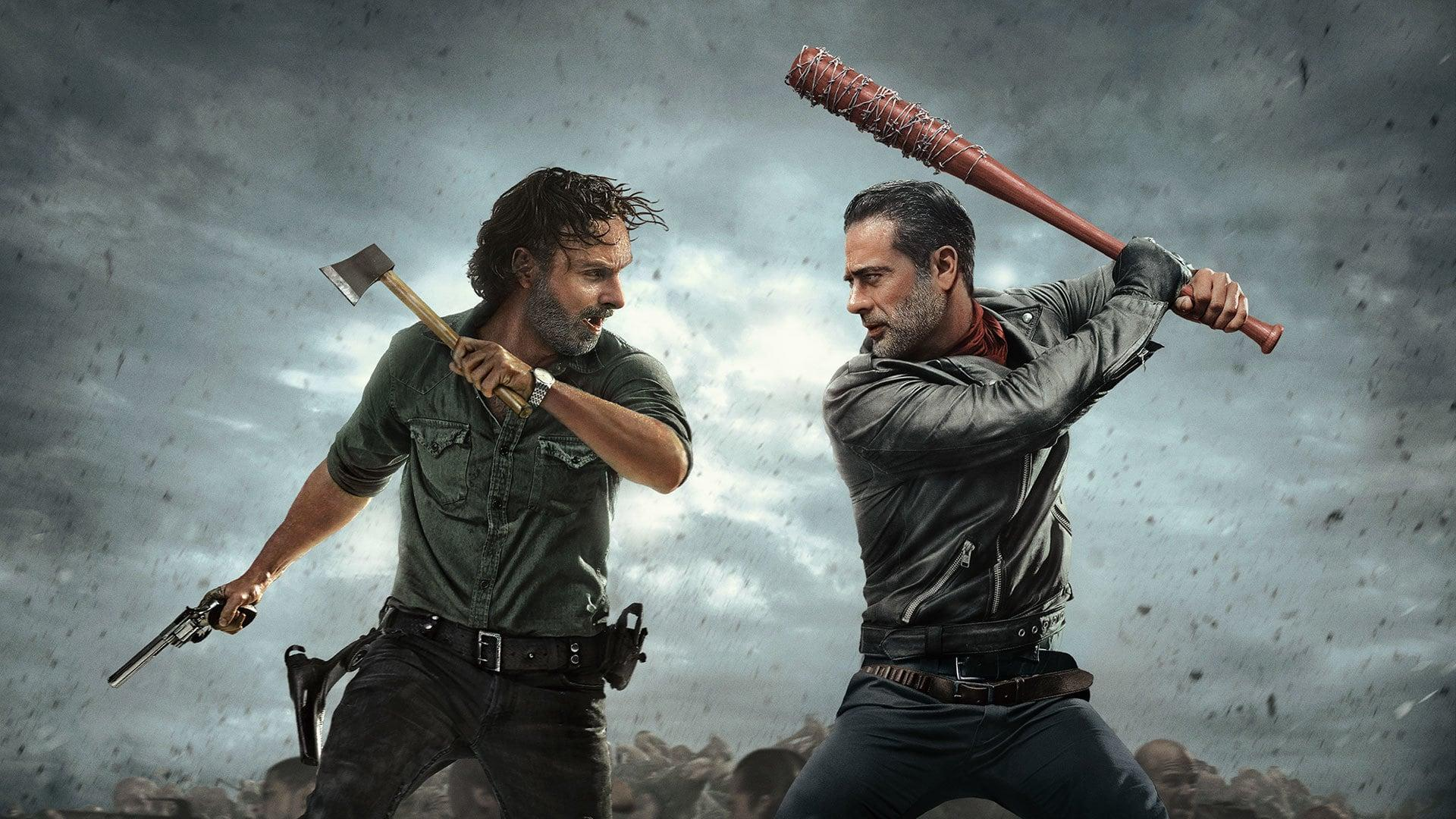 Backdrop Image for The Walking Dead
