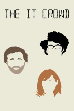 Poster for The IT Crowd