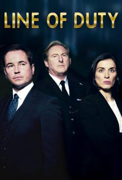 Poster for Line of Duty