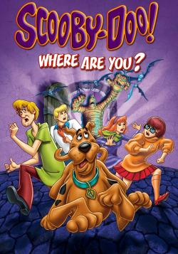 Poster for ScooBy-Doo Season 1 & 2