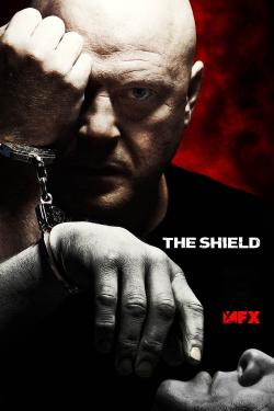 Poster for The Shield