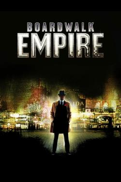 Poster for Boardwalk Empire