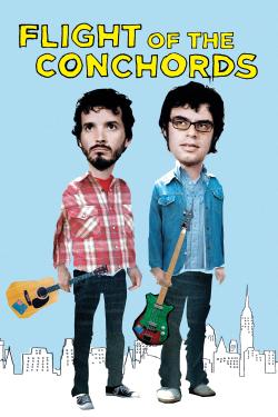 Poster for Flight of the Conchords