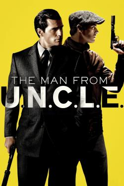 Poster for Man from U.N.C.L.E.