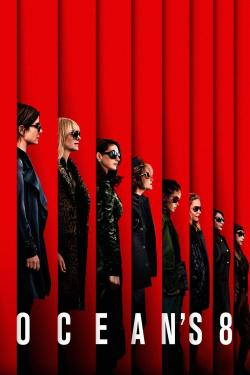 Poster for Ocean's Eight