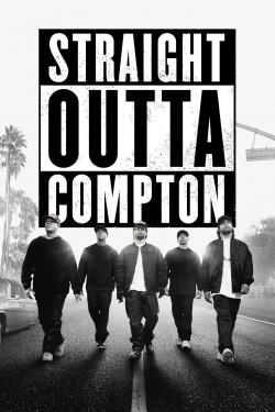 Poster for Straight Outta Compton
