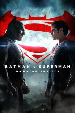 Poster for Batman v Superman: Dawn of justice