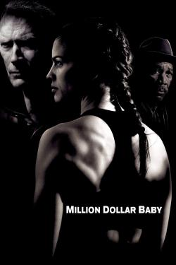 Poster for Million Dollar Baby
