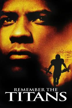 Poster for Remember the Titans