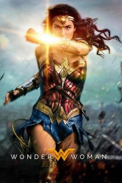 Poster for Wonder Woman