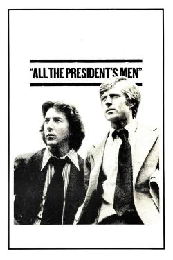 Poster for All the President's Men