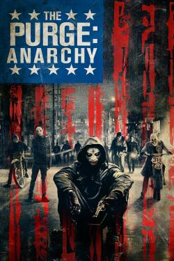 Poster for The Purge: Anarchy