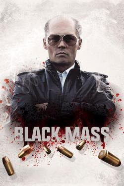 Poster for Black mass