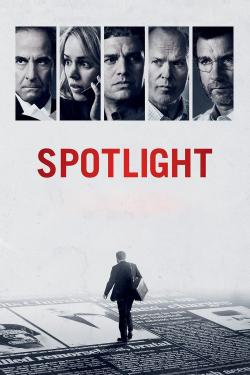Poster for Spotlight