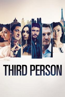 Poster for Third Person
