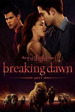 Poster for The Twilight Saga: Breaking Dawn - Part 1