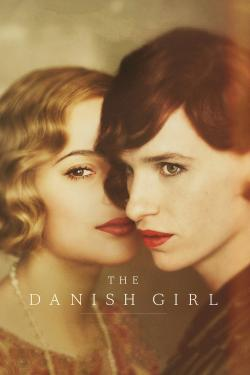 Poster for Danish girl