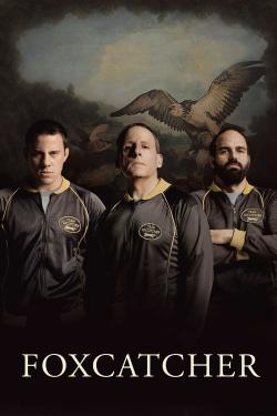 Poster for Foxcatcher