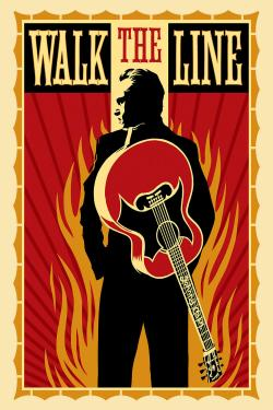 Poster for Walk the Line