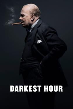 Poster for Darkest Hour