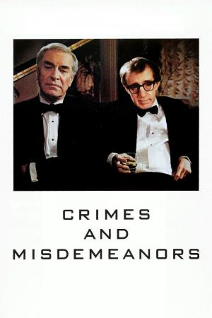Poster for Crimes and Misdemeanors