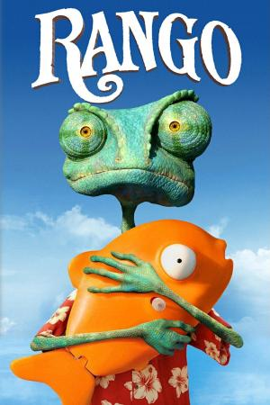 Poster for Rango
