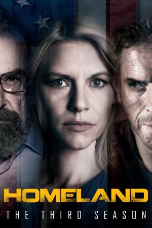Poster for Homeland: Season 3