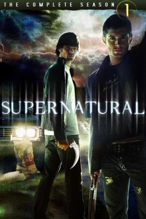 Poster for Supernatural: Season 1