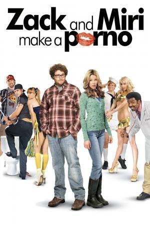 Poster for Zack and Miri Make a Porno